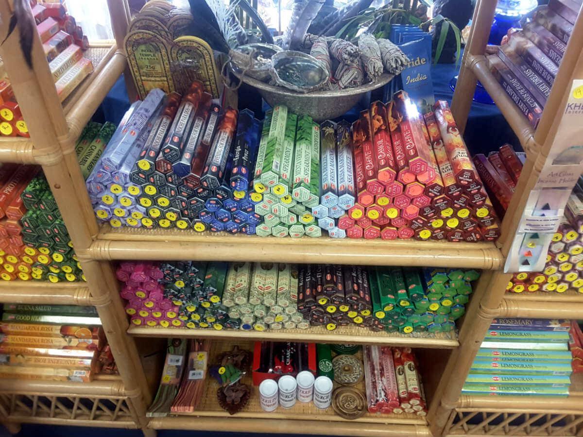 Incense & Cones